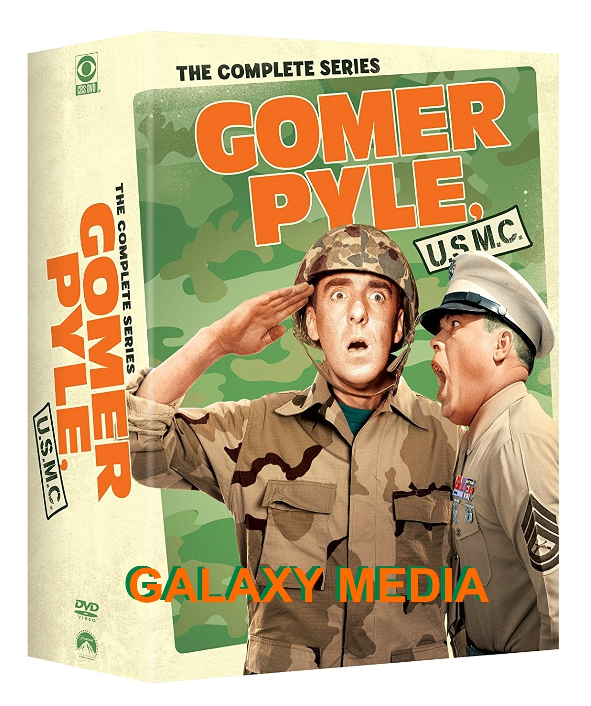 Gomer pyle u.s.m.c. the complete series season 1 5  dvd 2015 24 disc  1 2 3 4 5
