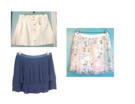 Lauren Conrad A Line Skirts Above Knee Skirts NWT$44-$50 Sz L-XL - $35.99