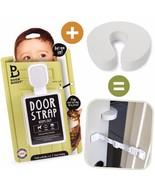Door Buddy® Baby Proof Door Lock + Foam Finger Pinch Guard   Baby Proofi... - $20.97
