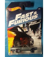 Hot Wheels 2017 Fast and Furious 1970 / 70 plymouth road runner silver 1... - $1.24