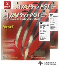 "Olson All-Pro Band Saw Blades 82"" inch x 3/16"", 10TPI, Delta 28-190, 28-... - $39.99"