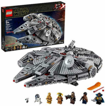 NEW LEGO Millennium Falcon Star Wars TM (75257) - $89.00