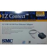 SMC EZ Connect USB 10/100 Fast Ethernet Adapter - $9.49