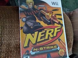 Nintendo Wii Nerf N-Strike ~ COMPLETE image 1