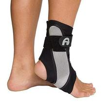Aircast A60 Ankle Support Brace, Right Foot, Black, Small (Shoe Size: Me... - $139.99