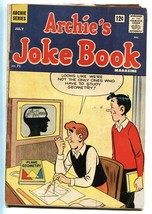 Archie's Joke Book #71 1963-Betty and Veronica- Jughead- G - $31.23