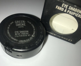 MAC~Eyeshadow~GREENSMOKE LUSTRE~Green Shimmer~NEW IN BOX - $47.04