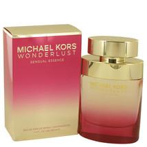 Michael Kors Wonderlust Sensual Essence 3.4 Oz Eau De Parfum Spray image 3