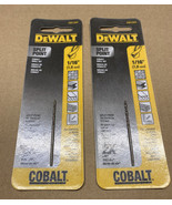 "DEWALT COBALT DW1204 1/16"" HIGH SPEED STEEL DRILL BIT HSS SPLIT POINT ~ ... - $9.89"