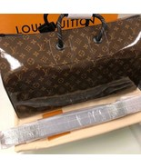 Louis Vuitton Keepall 50 M43899 Travel Hand Shoulder Bag Brown Auth New ... - $5,355.26