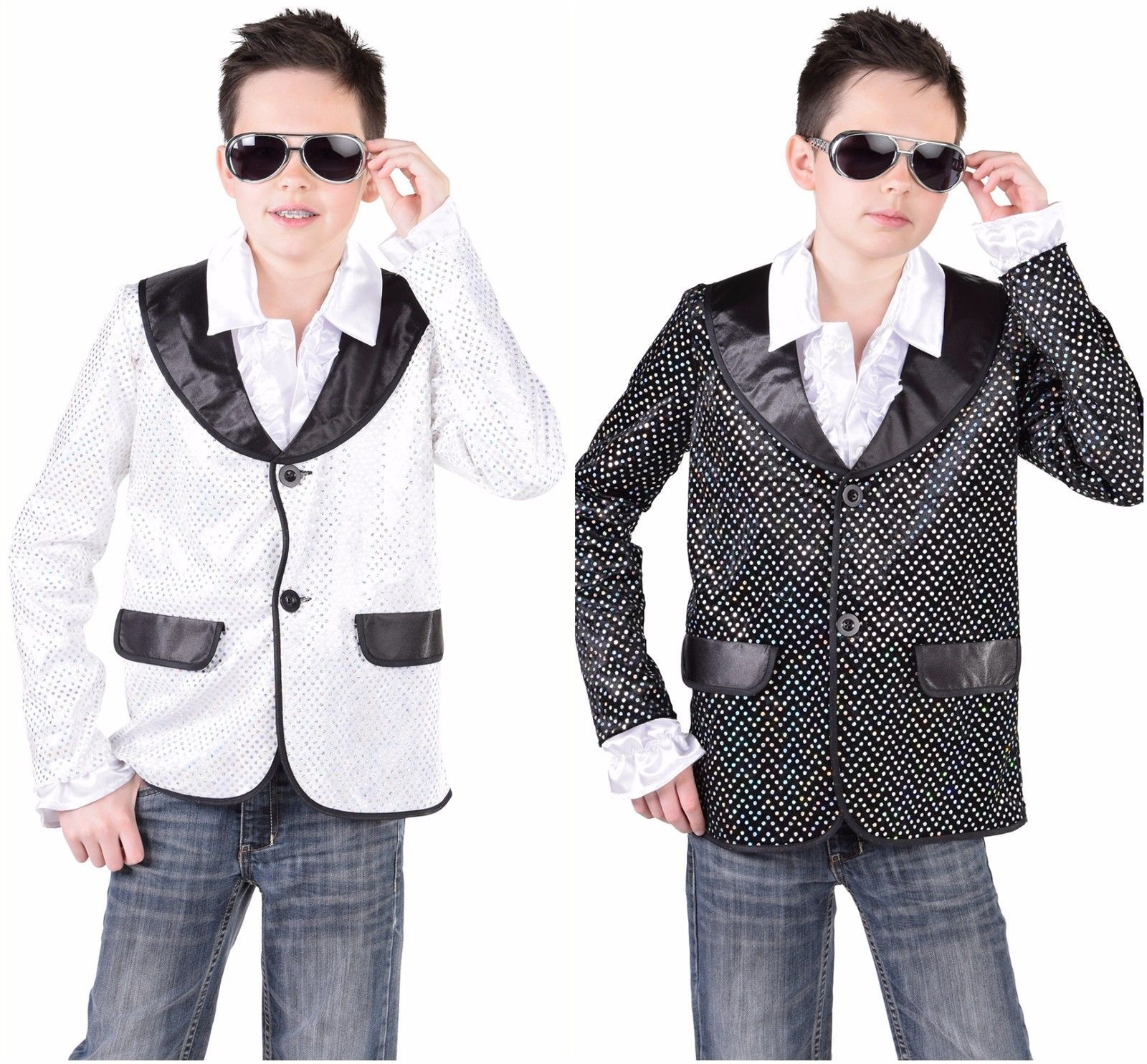 Kids SEQUINNED Jackets - Cabaret / Showman