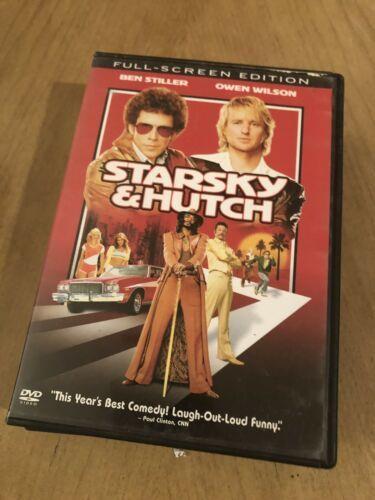 Starsky And Hutch Ben Stiller - (DVD) Special Buy 3 Get 4th Movie Free !!