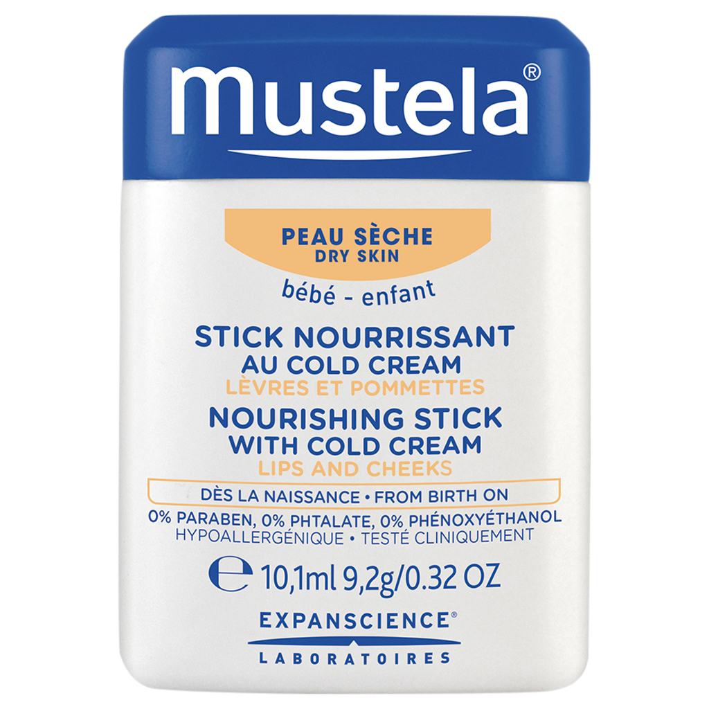 Primary image for Mustela Nourishing Stick with Cold Cream .32 oz