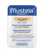 Mustela Nourishing Stick with Cold Cream .32 oz  - $11.54