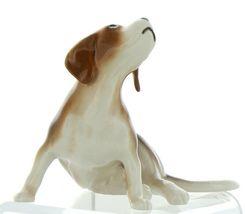 Hagen Renaker Pedigree Dog Beagle Large Ceramic Figurine image 10