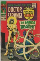 Strange Tales #158 ORIGINAL Vintage 1967 Marvel Comics 1st App Living Tribunal - $197.99