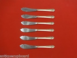 """Royal Windsor by Towle Sterling Silver Trout Knife Set 6pc. Custom Made 7 1/2"""" - $429.00"""