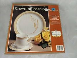 Crowning Fashion 3 Pc Dinnerware Summer Song Johann Haviland Dish Set - $14.95