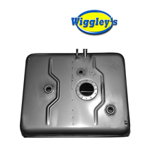 STAINLESS STEEL GAS TANK FOR-06-SS FOR 97-10 FORD E250 E350 E450 E550 SUPER DUTY image 1
