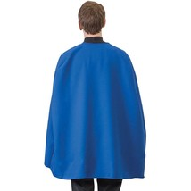 "BLUE SUPER HERO CAPE COSTUME  36"" NYLON TAFFETA - $4.99"