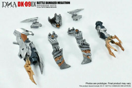 DNA DK-09EX Transformable Weapon Upgrade Kit for Megatron SS-31 Battle V... - $119.99