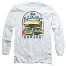 Big Kahuna Burger Pulp Fiction Reservoir Dogs Retro long sleeve tee MIRA110 image 1