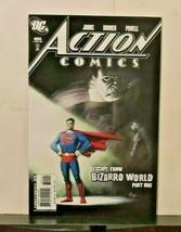 Action Comics #855 October 2007 - $5.42
