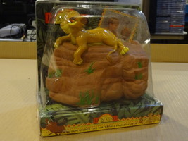 DISNEY  LION KING SIMBA WATERFALL  RARE  NEW IN THE BOX  BATH TIME FAUCE... - $29.99