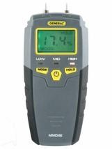 General Tools MMD4E Digital Moisture Meter, Water Leak Detector, Moistur... - $31.88