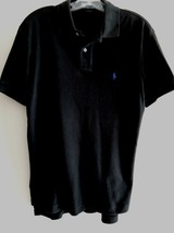 Mens POLO Shirt Size S - Ralph Lauren Black Pony Logo Golf Shirt $90 Val... - $17.81