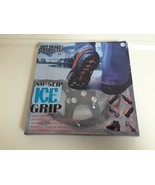 NO SLIP ICE GRIP Cleats by Hot Headz Products sz M Unisex NEW - $6.88