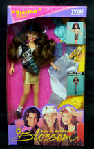 Blossom from the Hit TV Series Doll - $35.00