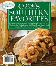 Primary image for Cook's Illustrated Magazine Southern Favorites Special Collector's Edition 2019