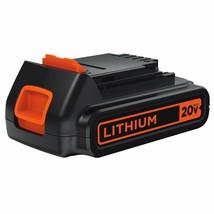 NEW Black & Decker 20V Lithium Ion Battery LBXR20  GENUINE OEM - $43.53