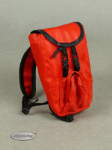 1/6 Phicen, TB League, Hot Toys, FG - Female Red Backpack w Black Trim &... - $15.35