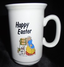 Vintage Old Mother Hubbard Happy Easter Coffee ... - $12.86