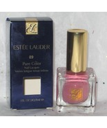 Estee Lauder Pure Color Nail Lacquer in Antique Rose - NIB  - $9.98