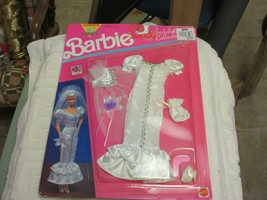 Barbie , Mattel , Bridal Collection , Flair Botton ,  New In Original Pa... - $25.00