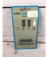 Braun 3000 Series Shaver Foil Cutterblock Genuine Sealed Package - $9.90