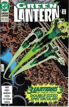 Green Lantern Comic Book #13 Third Series DC Comics 1991 FINE+ - $2.50