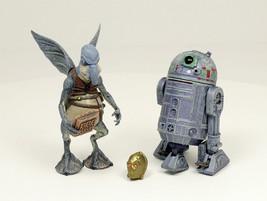 Star Wars Hasbro - Droid Fabrik Watto & R2-T0, #5-6 - $24.98