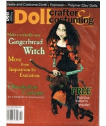 Back Issue of Doll Crafter & Costuming Magazine October 2006 - $7.99