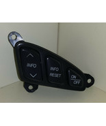 2003 Cadillac Deville Info Reset On Off Control Switch (#632) - $10.00