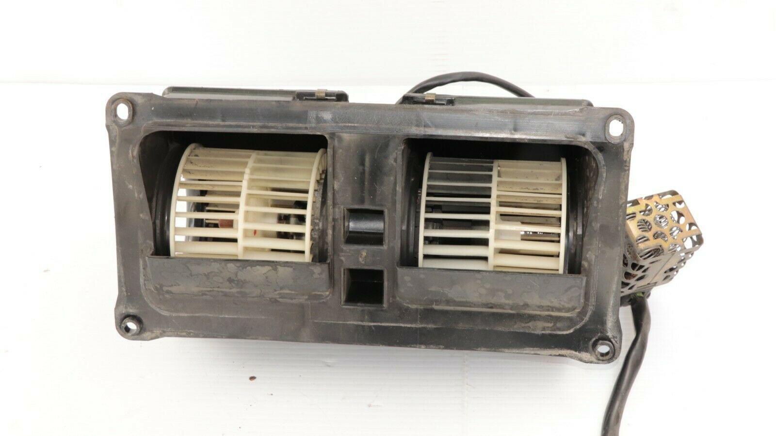 Mercedes W107 R107 C107 380SL 450SL 560SL SLC AC & Heater Blower Fan & Regulator