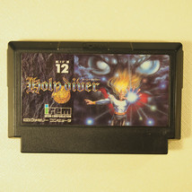 Holy Diver (Nintendo Famicom FC NES, 1989) Japan Import - $106.03