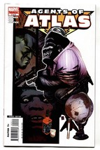 Agents of Atlas #2-2006-Gorilla Man-Comic Book - $25.22