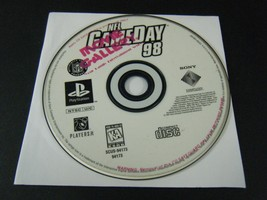 NFL GameDay 98 (Sony PlayStation 1, 1997) - Disc Only!!! - $4.01