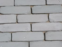 """Antique Brick Veneer Side Molds 8x2"""" Cover Wall Floor Patio, 45+5 FREE Fast Ship image 3"""