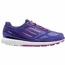 Adidas Adizero Sport III Golf Shoe Women 9M Purple Pink - $23.99
