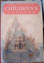 Children's Catalog [Hardcover] Anne Price / Juliette Yaakov (Editor)